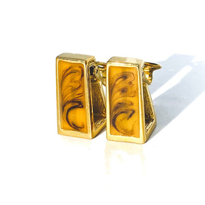 Givenchy 1970s Vintage Clip On Earrings