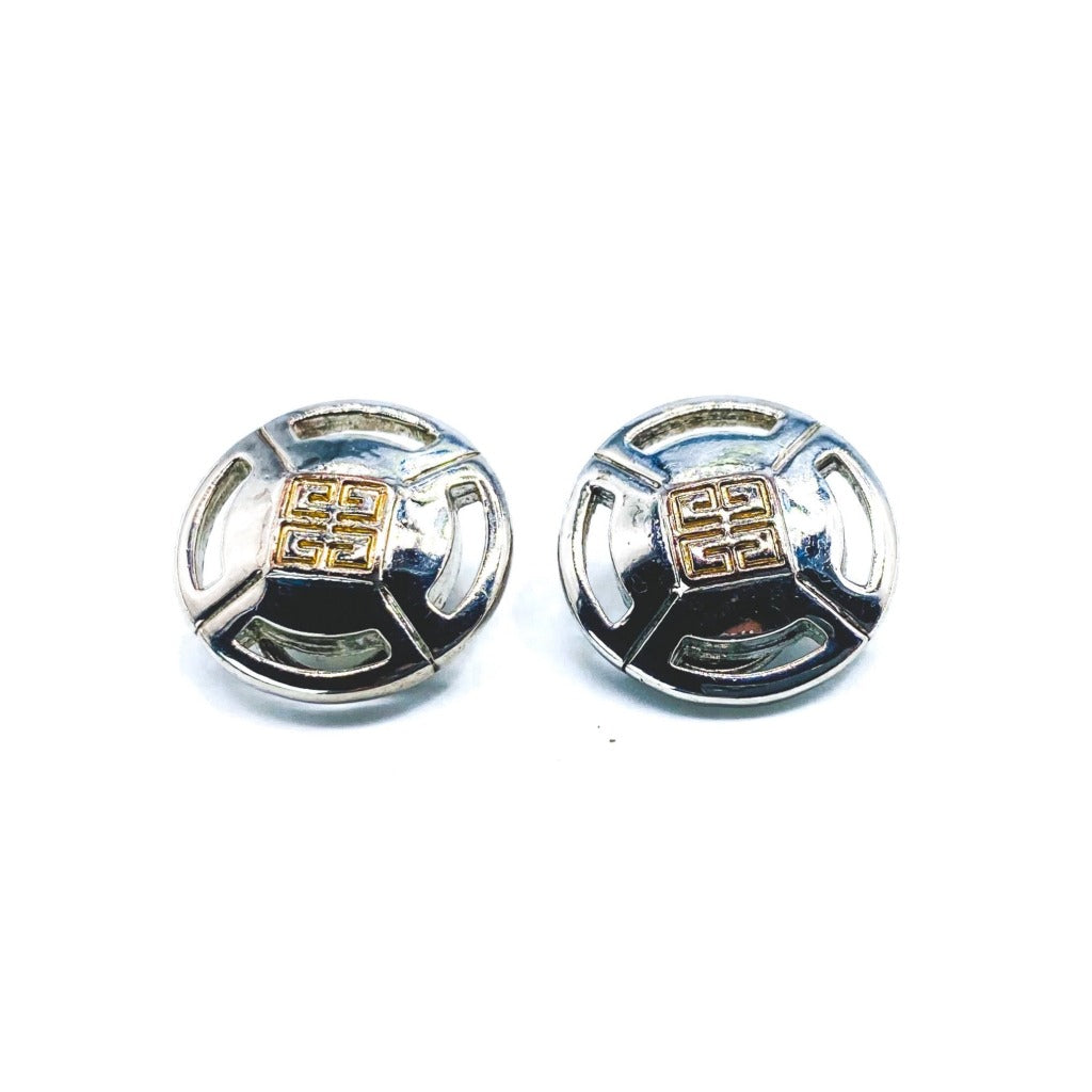 GIVENCHY Earrings Vintage 1990s
