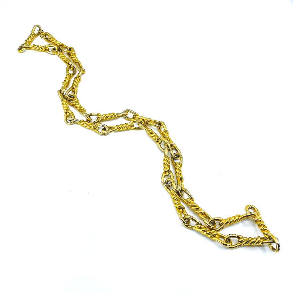 1980s Vintage Chain Necklace