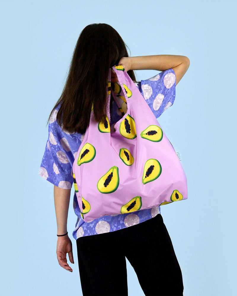 Papaya Reusable Shopping Kind Bag