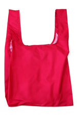 Berry - Medium - 100% recycled reusable bag
