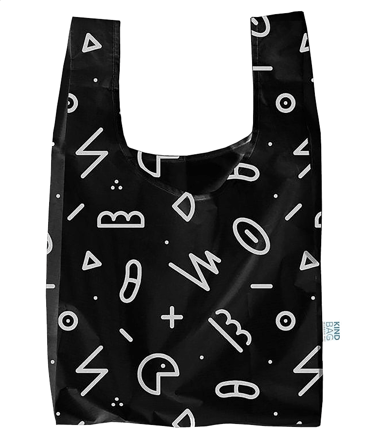 Pacman Reusable Shopping Kind Bag