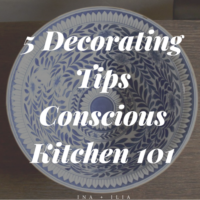 To Thrive // Conscious Kitchen 101