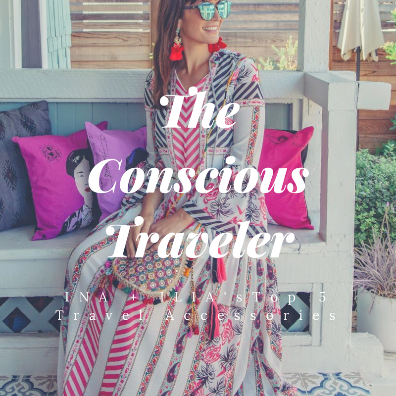 To Wander // Top Travel Accessories