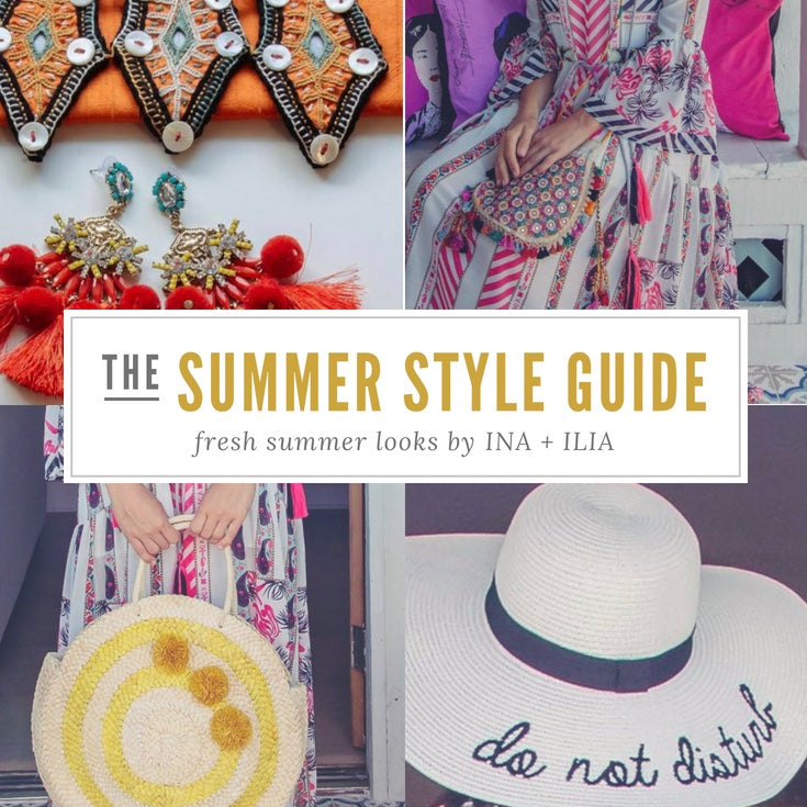 To Adorn // Top 5 Summer Accessories