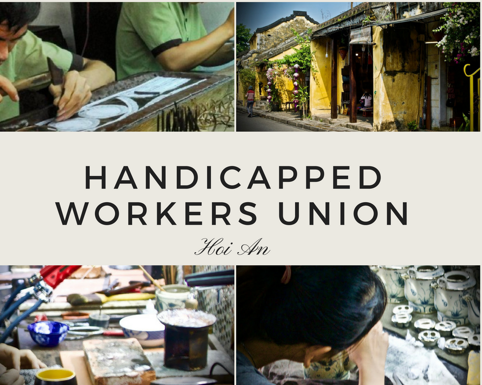 Handicapped Workers Union Vietnam INA +ILIA