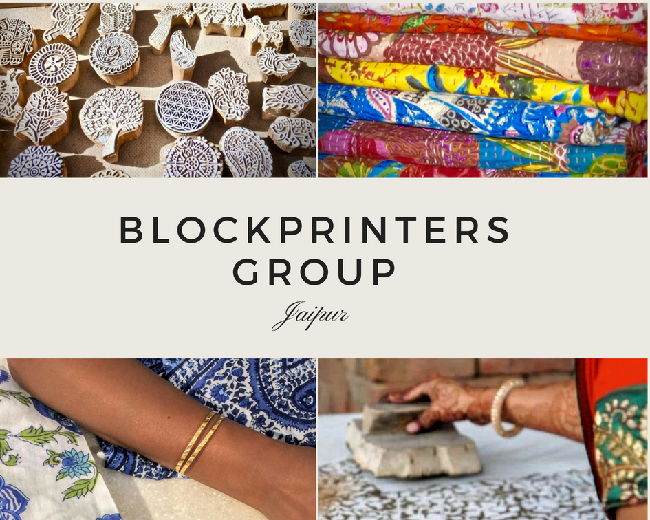 Blockprinter's Group India INA + ILIA
