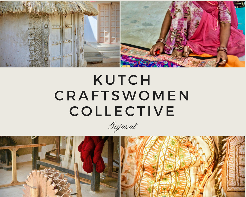 Kutch Craftwoman's Collective Gujarat India INA + ILIA