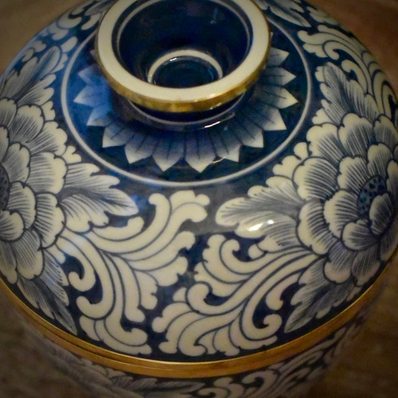 Chaila Porcelain Jar