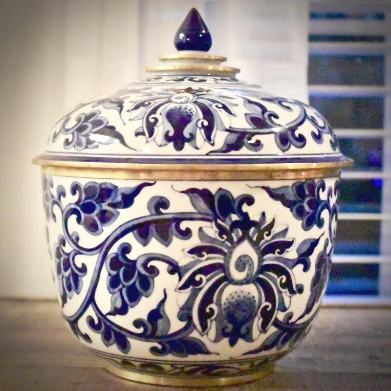 Pim Porcelain Jar - Medium