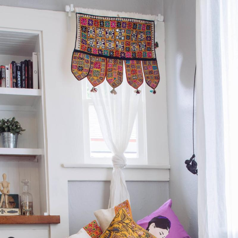 Nabhitha Window Valance
