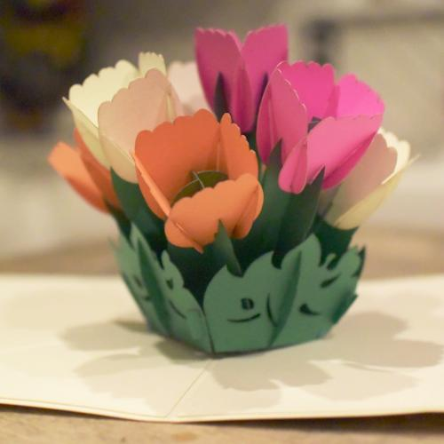 Tuyen Greeting Card - Flower Bouquet