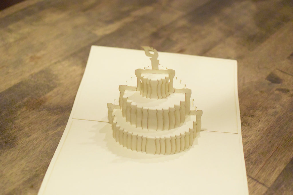 Tuyen Greeting Card - Cake