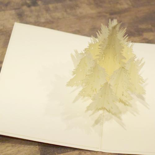 Tuyen Greeting Card - Tree