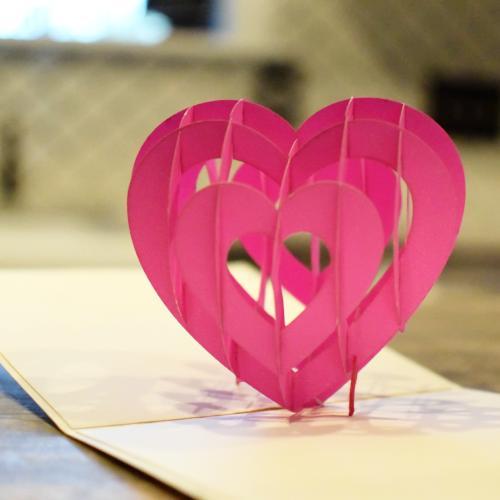 Tuyen Greeting Card - Heart