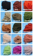 Load image into Gallery viewer, Aunt Lydia's Heavy Duty Rug Yarn Colors
