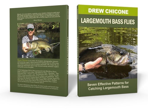 Largemouth Bass Flies (Paperback)