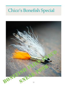 Bonefish Flies Combo (Paperback)