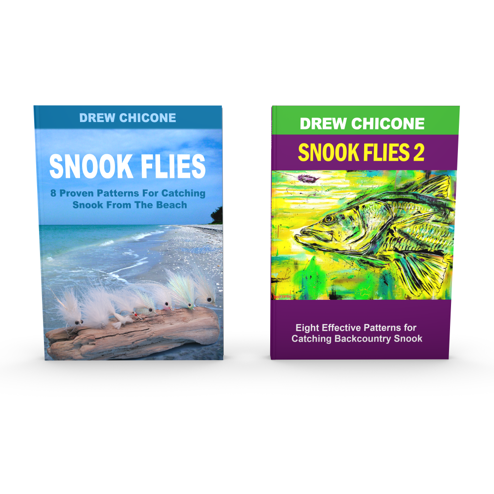Snook Flies Combo (Paperback)