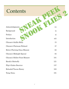 Snook Flies 2 (Paperback)