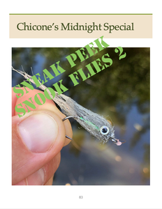 Snook Flies Combo (eBook)