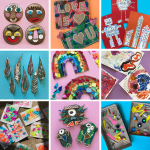 10 fun and easy craft project ideas for children