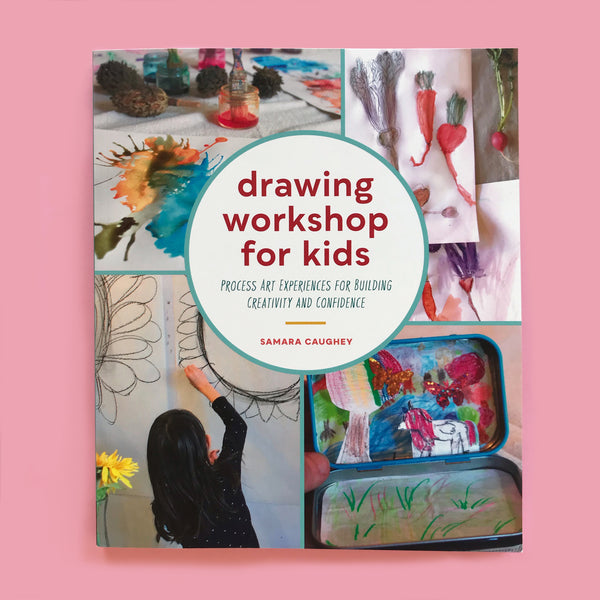 Drawing workshop for kids art activity book