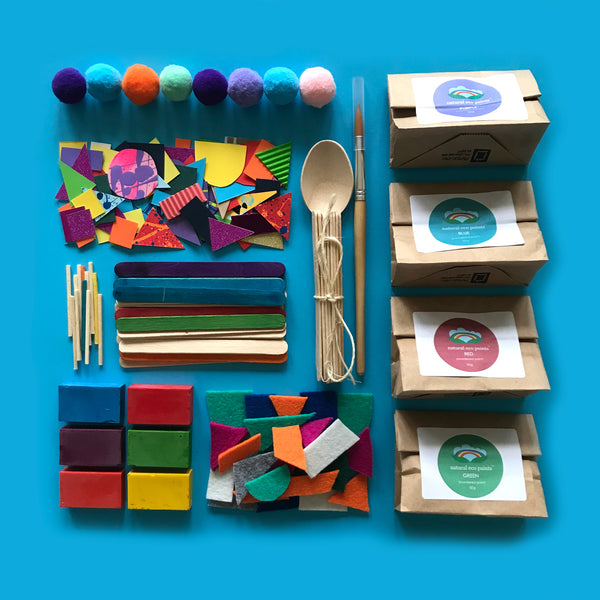 The perfect art supplies for pre-schoolers