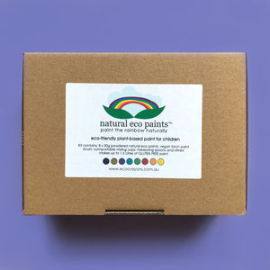 Natural Eco-friendly Plant Based Paint Kit
