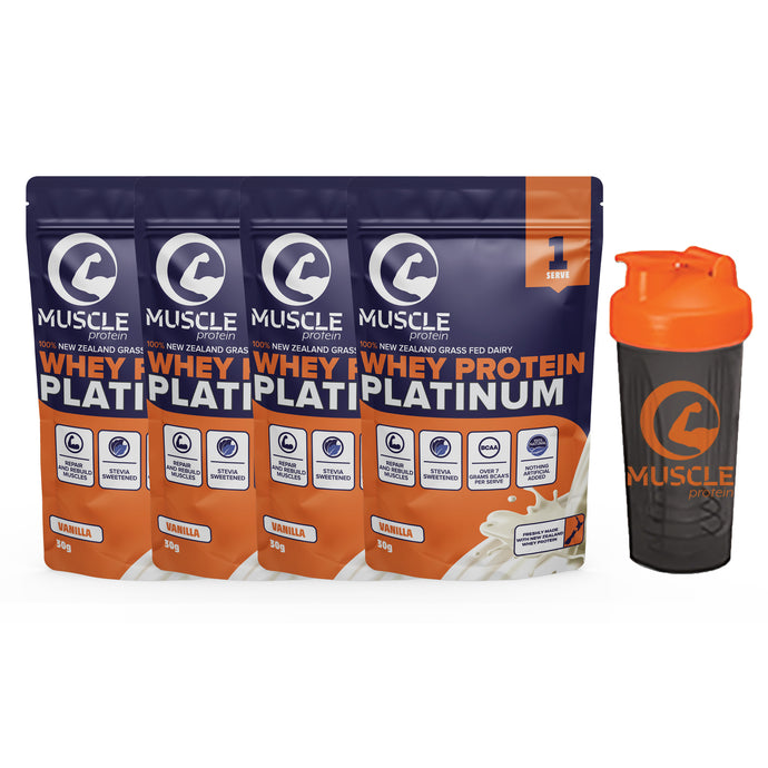 Protein Platinum Sample Pack