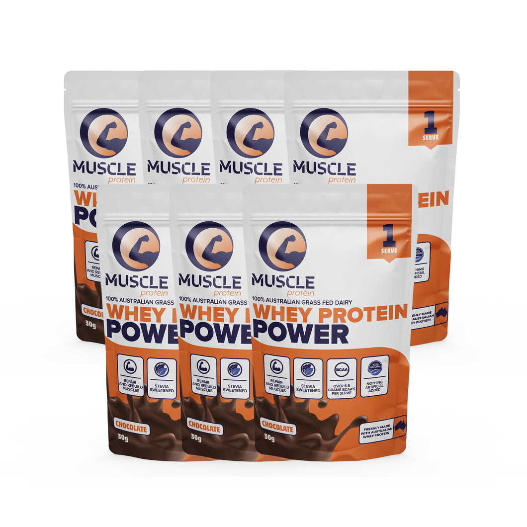 Whey Protein Power Travel Pack