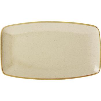 Wheat Rectangular Platter 31x18cm/12x7''