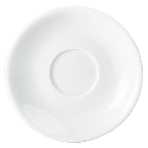 Royal Genware Saucer 16cm For 25cl/34cl Cups