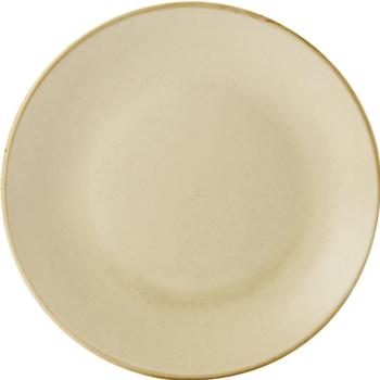 Wheat Coupe Plate 28cm/11''