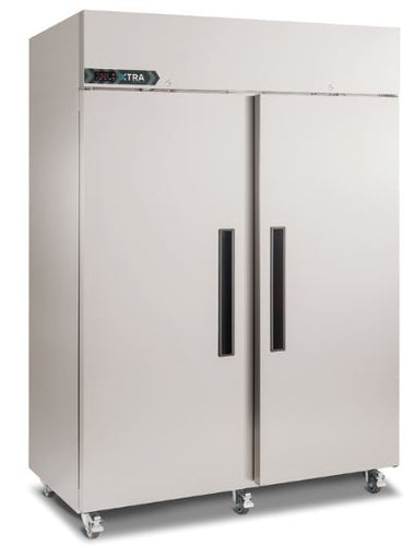 Foster XR1300L XTRA - 2 Door Upright Freezer