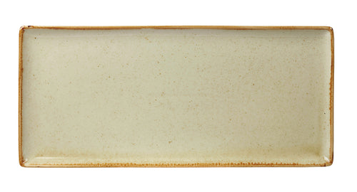 Wheat Rectangular Platter 35x15.5cm/13.75''x6''