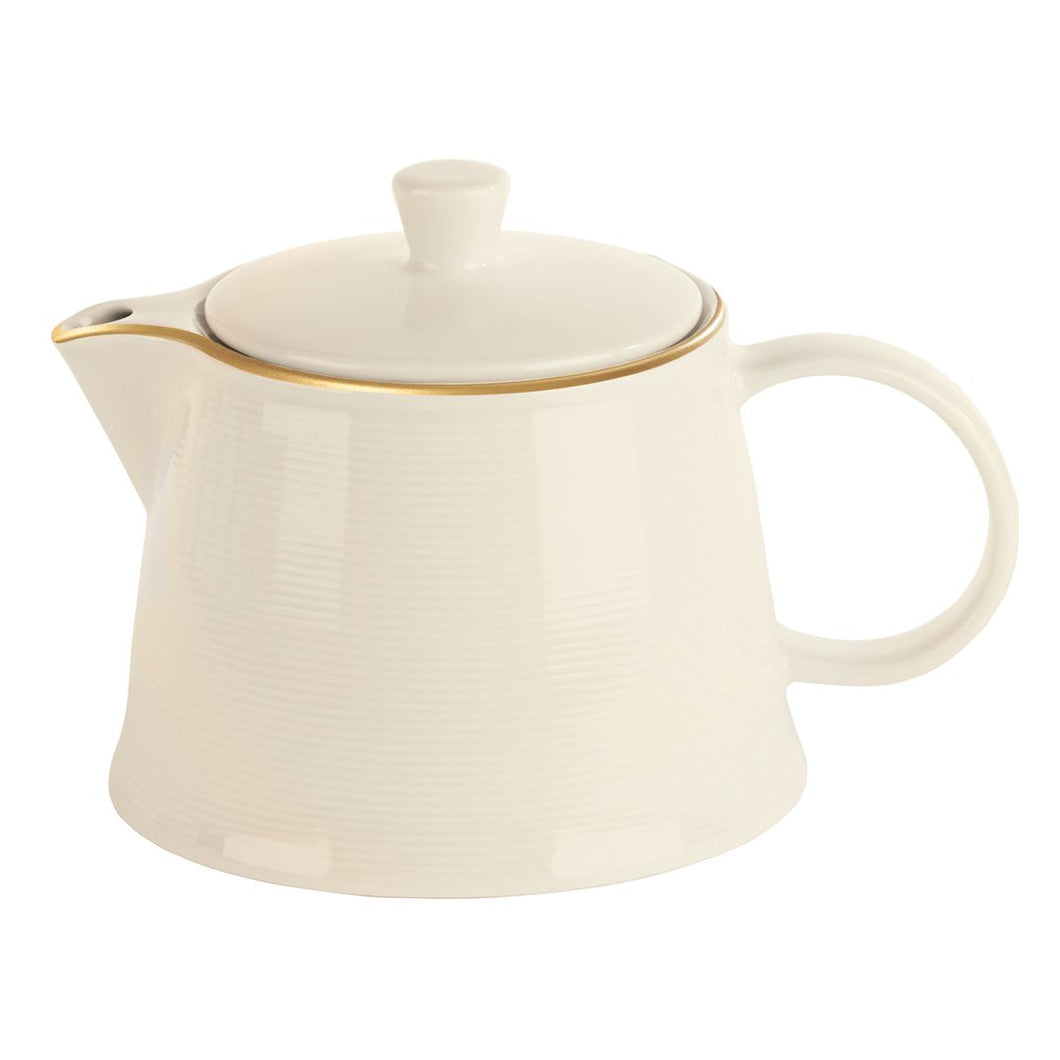 Line Gold Band Coffee Pot 85cl