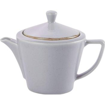Stone Conic Tea Pot 50cl/18oz