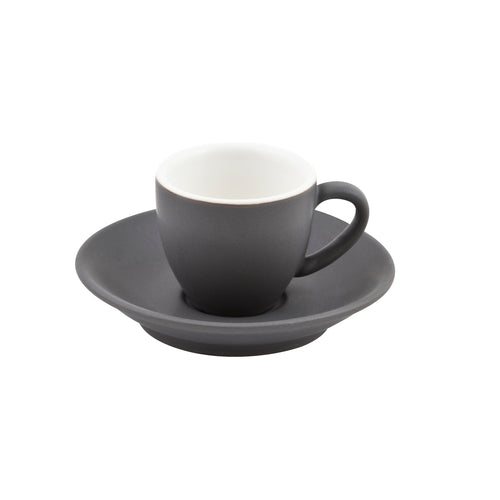 Intorno Saucer for Espresso Cup Slate