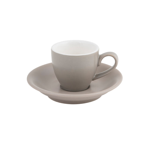 Intorno Saucer for Espresso Cup Stone