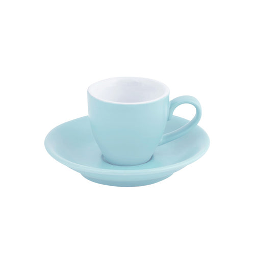 Intorno Saucer for Espresso Cup Mist - 6 Pack