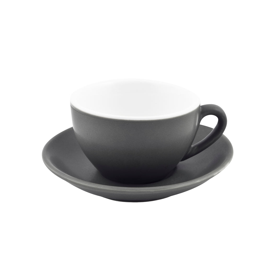 Intorno Coffee/Tea Cup 200ml Slate