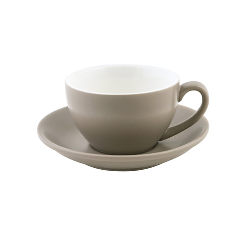 Intorno Large Cappuccino Cup 28cl Stone