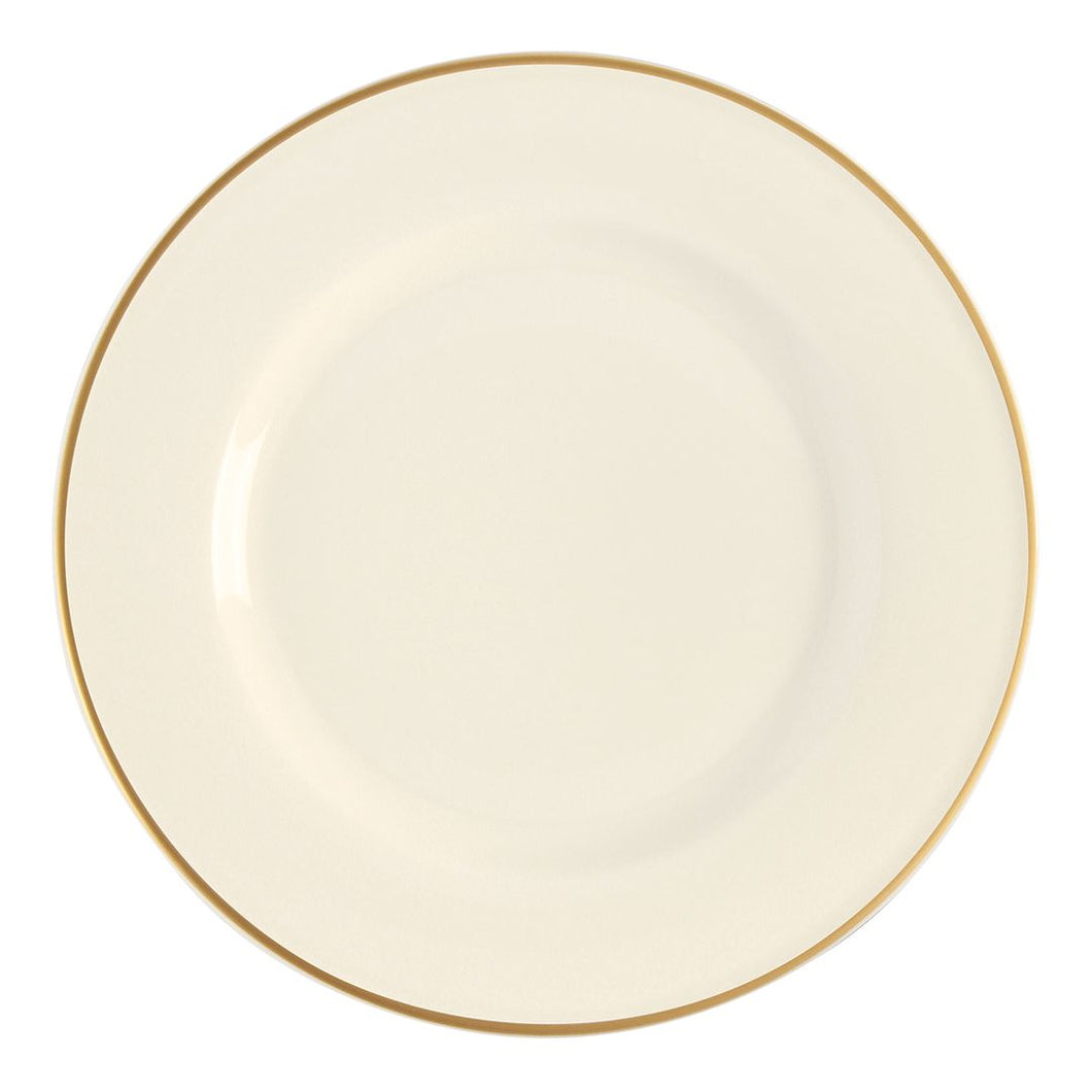 Academy Event Gold Band Flat Plate 25cm/10''