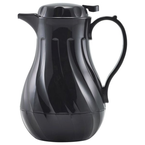 Insulated Beverage Server Black 20oz 0.6Ltr