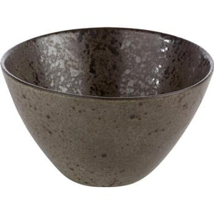 Black Ironstone Cereal Bowl 15cm