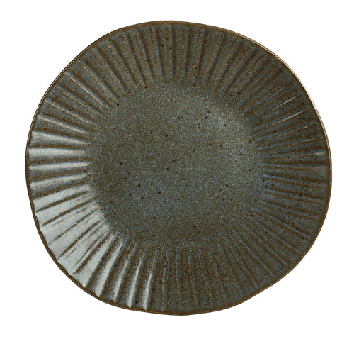 Fern Reactive Dinner Plate 28.5cm
