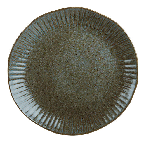 Fern Reactive Charger Plate 31cm