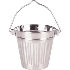 Ribbed Handled Pail
