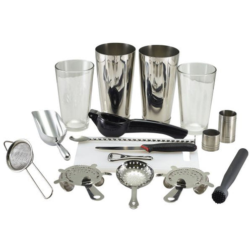 Cocktail Bar Kit - 17 Piece